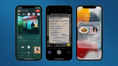 iOS 15: The 15 best new features for your iPhone
