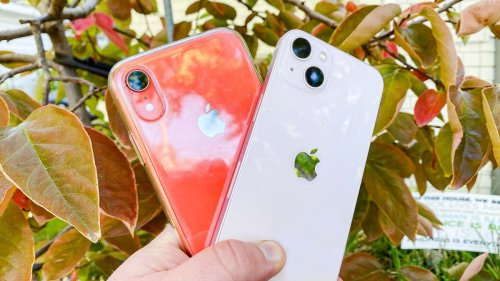 iPhone 13 vs. iPhone XR camera face-off: How much better is the new iPhone?