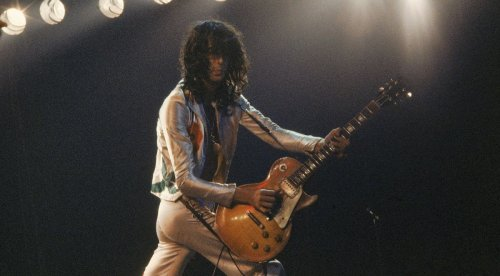"""Unraveling Jimmy Page's """"Immigrant Song"""" Mystery Chord"""