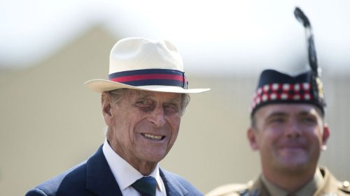12 things you didn't know about Prince Philip's eventful life