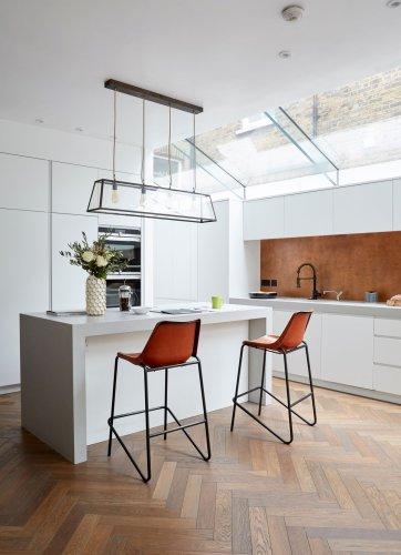 Inside a Victorian house in northwest London where Scandi meets modern