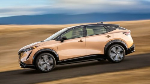 Nissan Ariya: Release date, price, range, interior and more