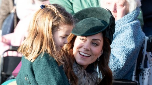 How Catherine, Duchess of Cambridge is supporting Princess Charlotte's unique hobby