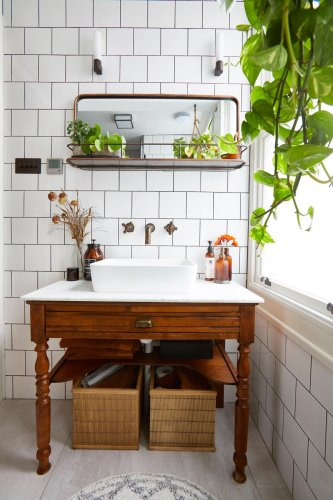 29 clever bathroom storage ideas