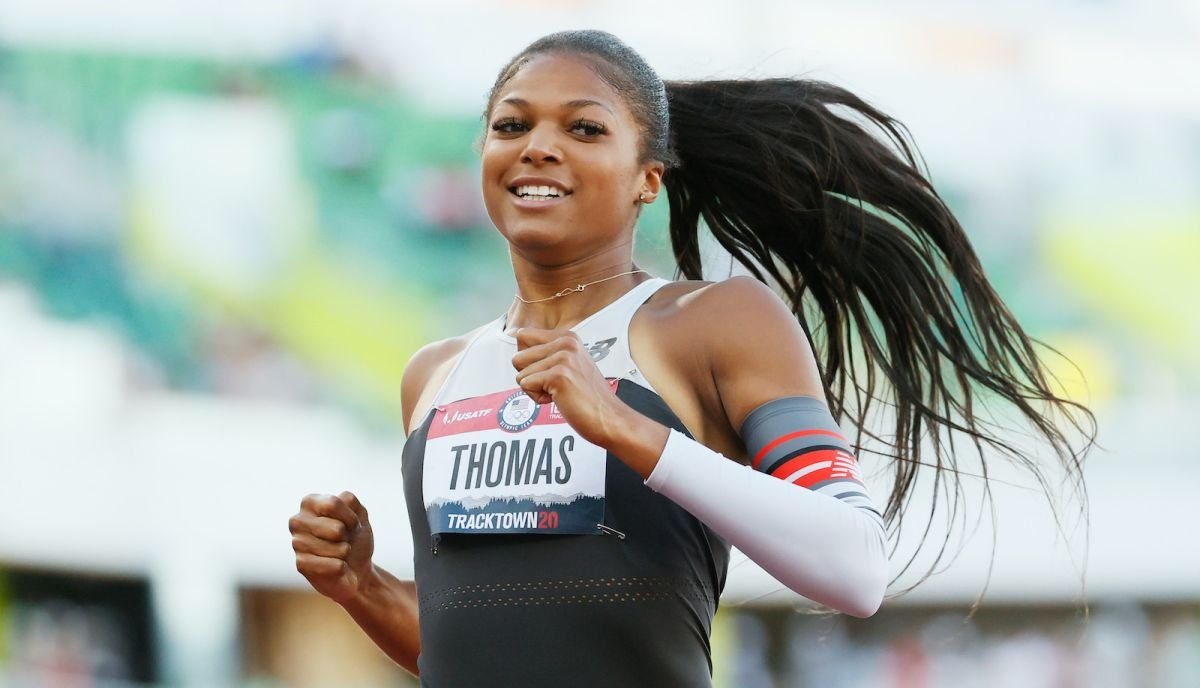 Meet Gabby Thomas: runner, Harvard grad, and the third fastest woman in the world