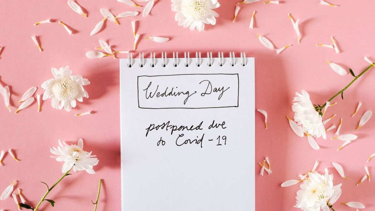 8 things NOT to say to someone when they have postponed their nuptials
