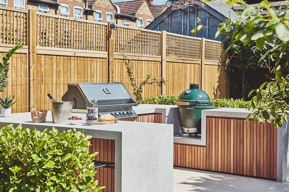 See this ultra-cool outdoor kitchen in London - and 5 expert tips for creating your own