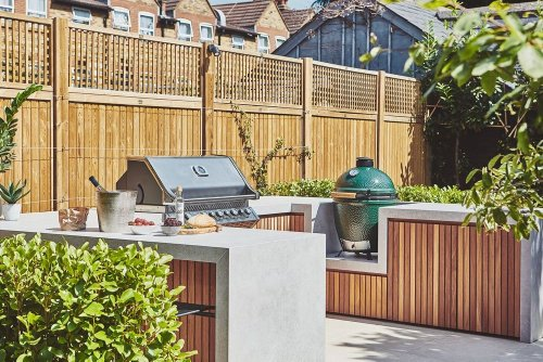 See this ultra-cool outdoor kitchen in London (plus 5 expert tips for creating your own)