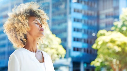 This ten-minute breathing exercise can really help you lose weight and fight aging