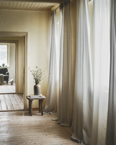 The £25 IKEA curtains that clean the air in your home