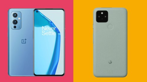 OnePlus 9 vs Google Pixel 5: competing with top smartphones in very different ways
