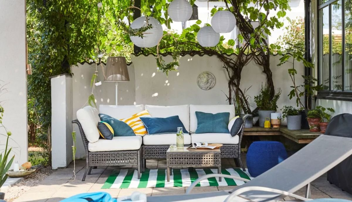 These small garden ideas prove there's no such thing as too small to be stylish