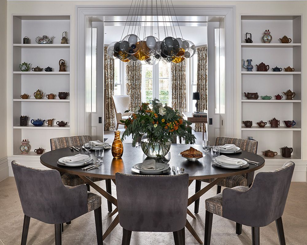 Dine in style with our favourite dining room designs
