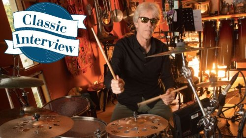 """Classic interview: Stewart Copeland on his Police career, """"We fought like cat and dog over the f**king hi-hat"""""""