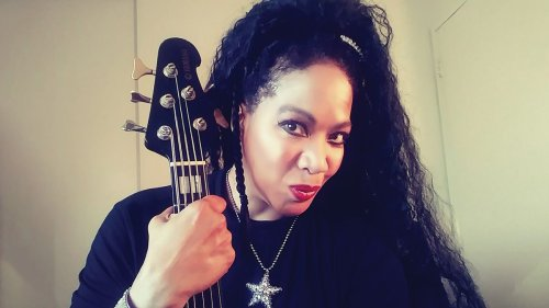 """Starr Cullars: """"Prince used to come out to P-Funk shows – he was tripping that I was playing with them"""""""