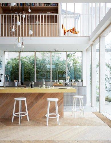Browse these Scandi style kitchen ideas