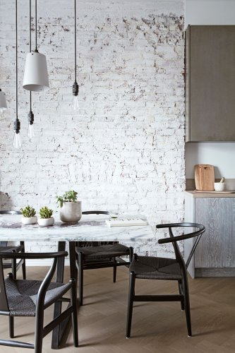 Step inside this Scandi penthouse that's SERIOUSLY cool.