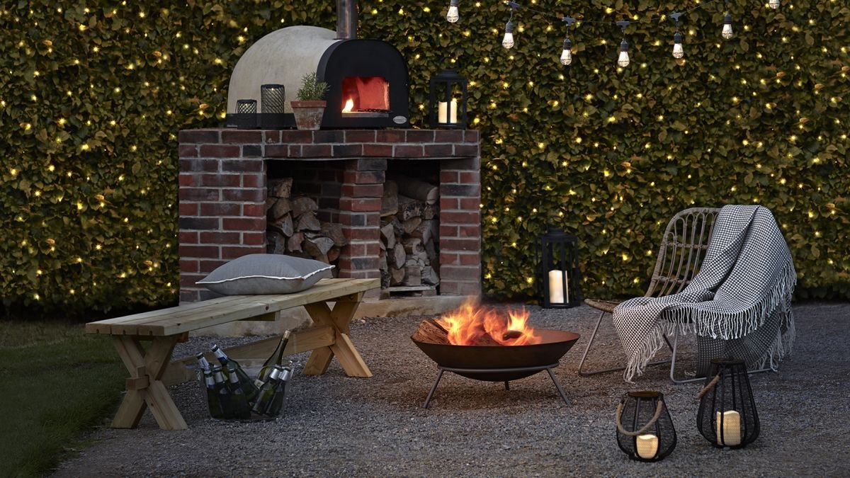 Keep cozy this year with these outdoor heating ideas