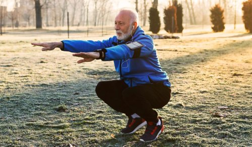 EVERYONE should learn to hold a deep squat position to get fit and live longer