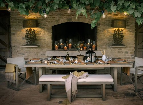 Outdoor dining ideas for dining outdoors no matter the weather