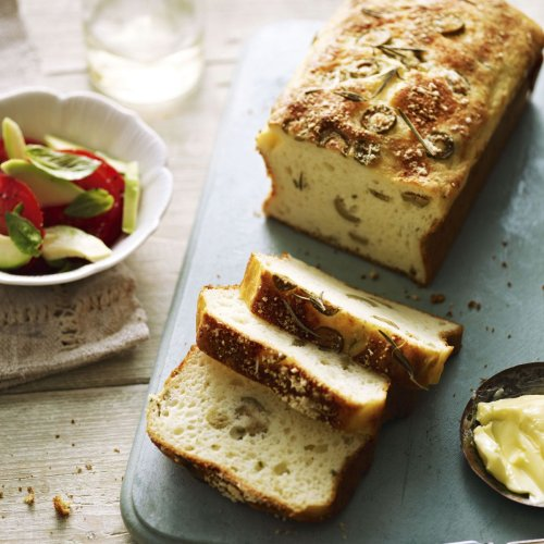 Olive and Rosemary Loaf