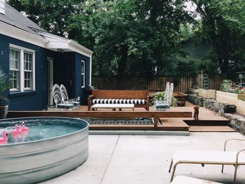 12 above ground pool ideas to help you cool off all summer long