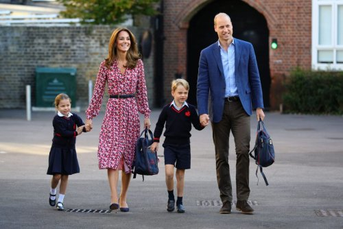 Princess Charlotte's sweet link to her teacher revealed