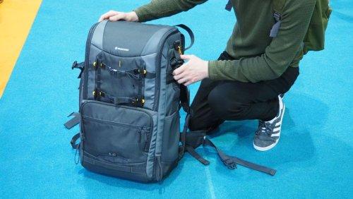 Vanguard Alta Sky 68 backpack promises tons of storage for camera kit!