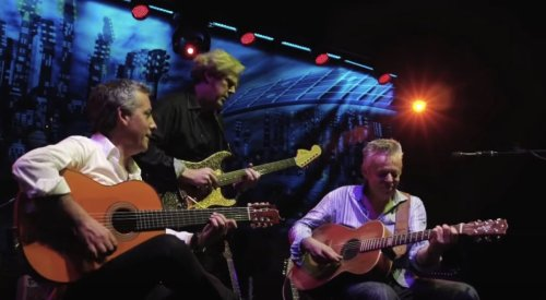 "Watch Three Incredible Guitarists Play Dire Straits' ""Sultans of Swing"""