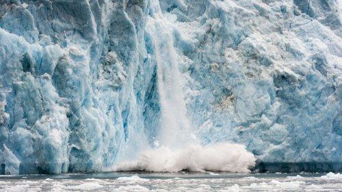 Vanishing ice is warping Earth's crust