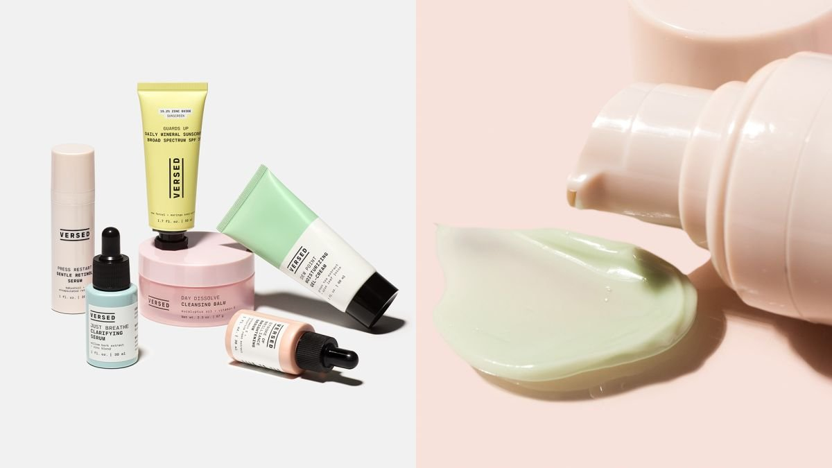 Versed Skincare: everything to know about the seriously cool, results-driven brand