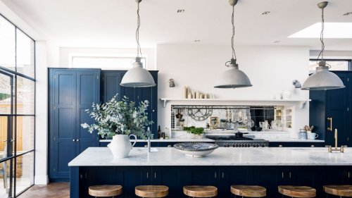How to paint kitchen cabinets – for an instant color refresh