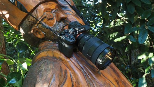 Hands on: Sony A7 IV review