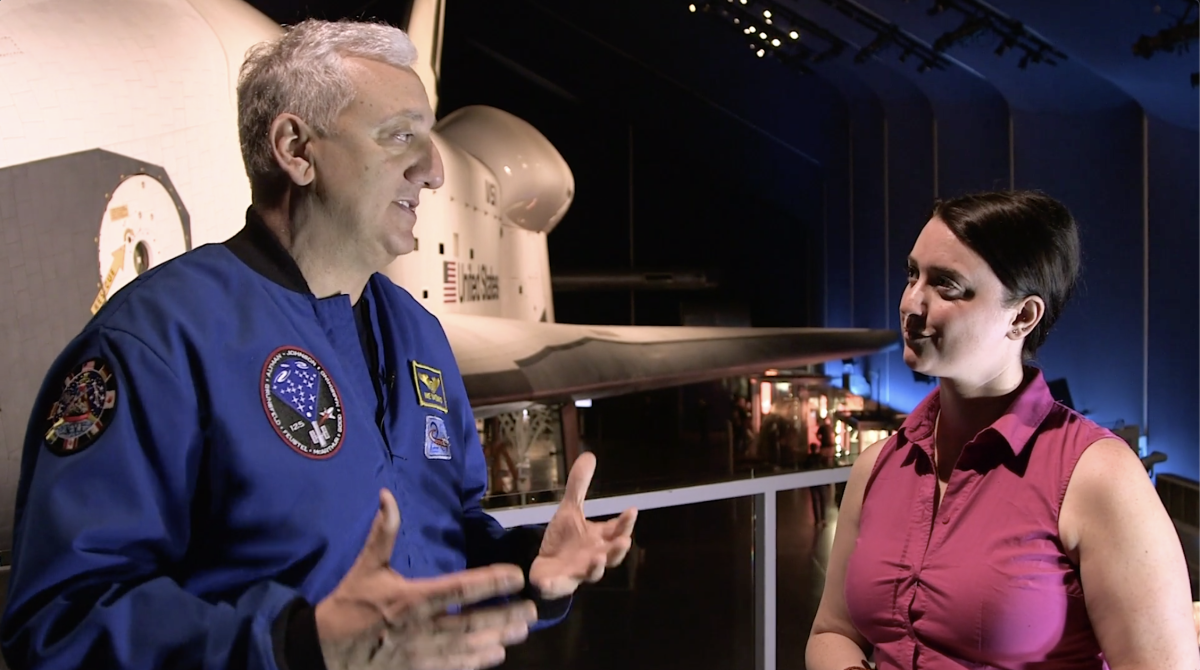 Hubble Space Telescope at 30: Astronaut Mike Massimino looks back at fixing a space icon