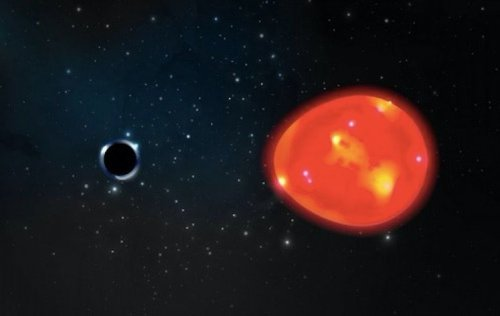 Tiny newfound 'Unicorn' is closest known black hole to Earth