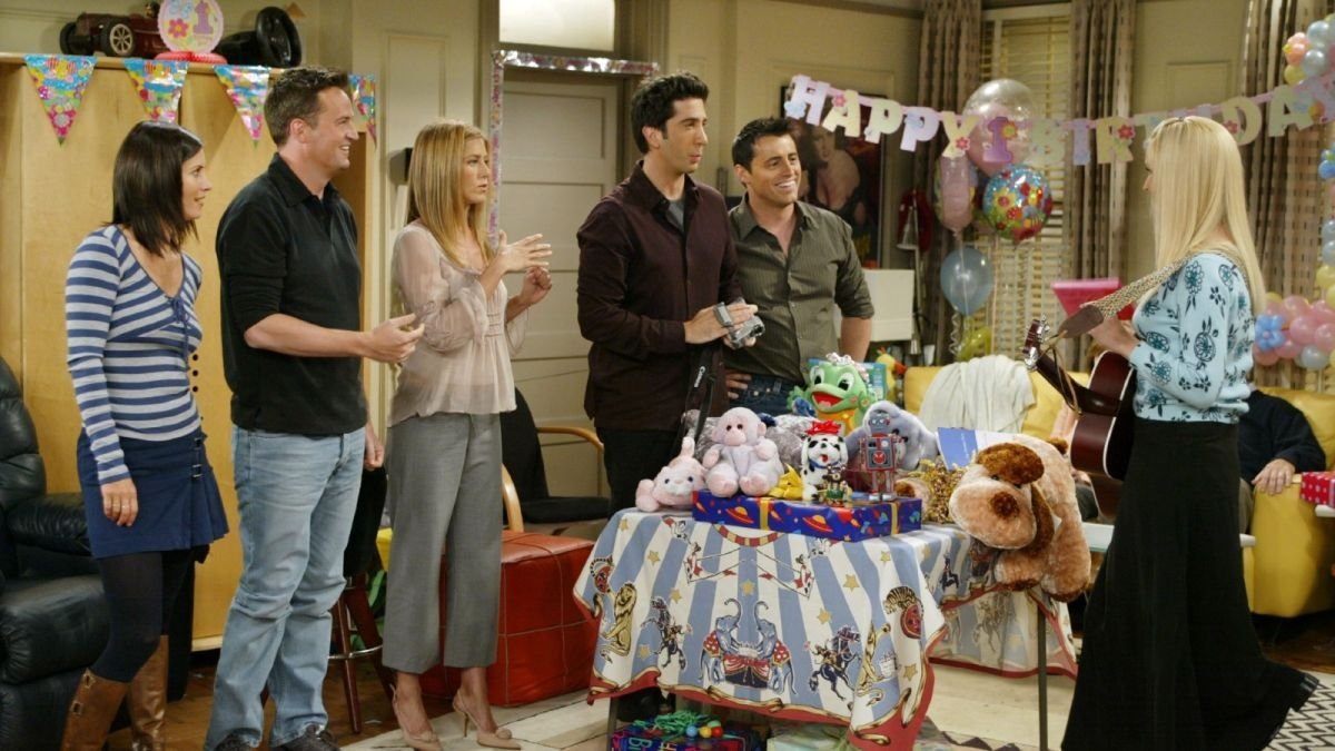 This is the highest-rated Friends episode ever
