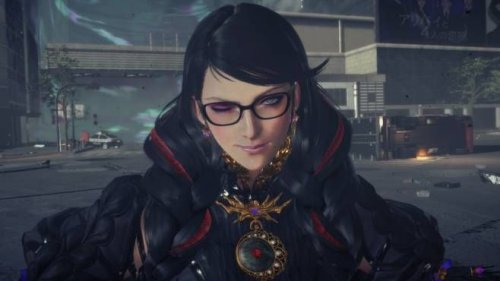 Bayonetta 3 is back, and she has a brand-new hairstyle