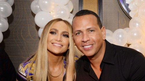 Jennifer Lopez and Alex Rodriguez haven't actually broken up