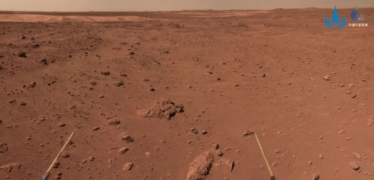 China's Mars rover Zhurong sets completes primary mission, gets life extension