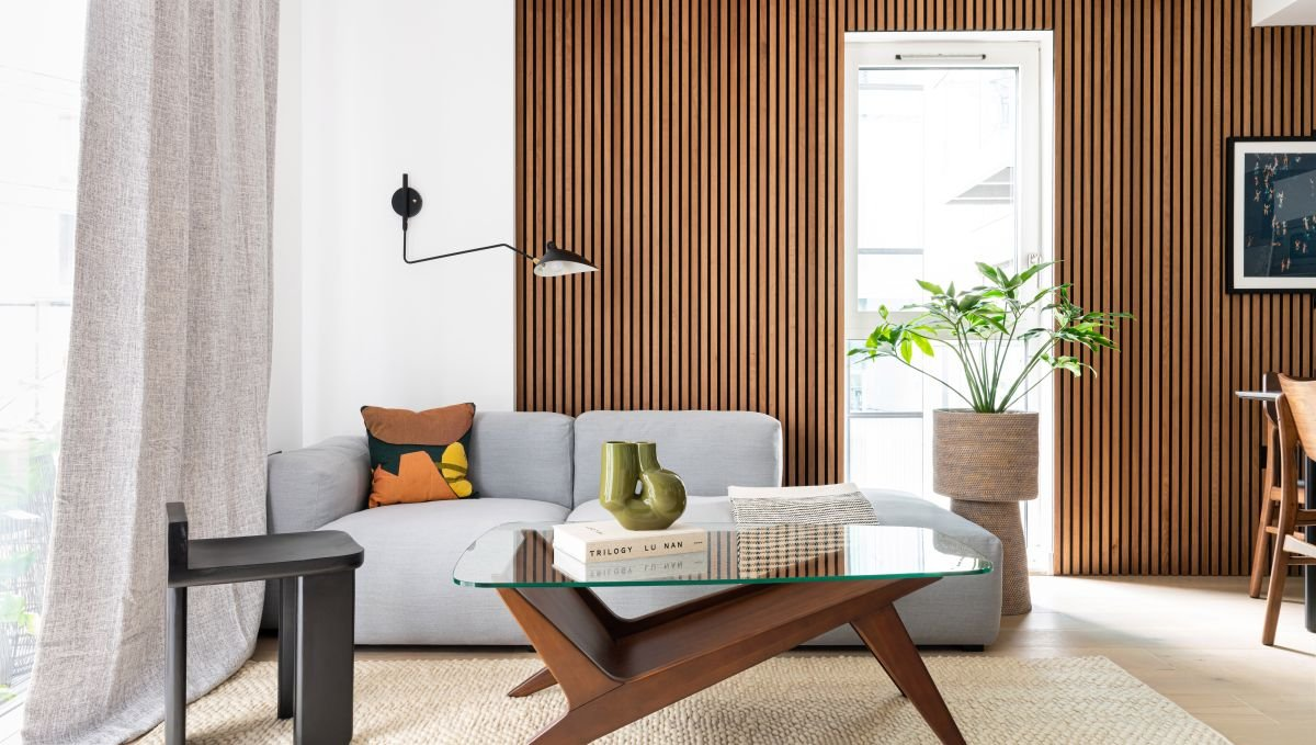 This simple Shoreditch apartment is unrecognizable after a Brazilian-inspired project