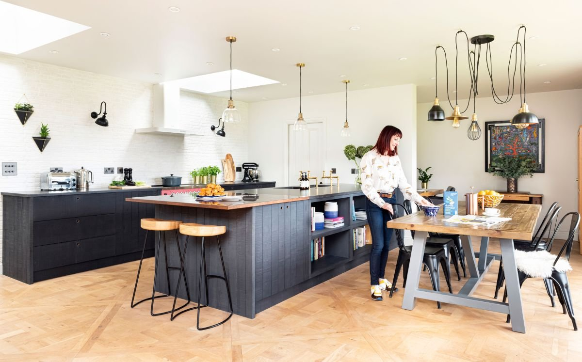 Real home: Smart move created this dream country kitchen. Take a look!