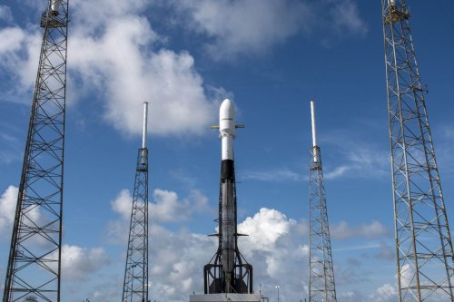 SpaceX will launch a new Sirius XM satellite early Sunday. Here's how to watch online.