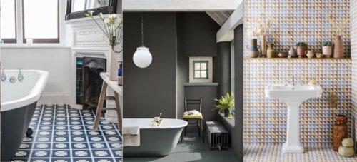 Bathroom flooring ideas – 10 fabulous floor ideas for bathrooms