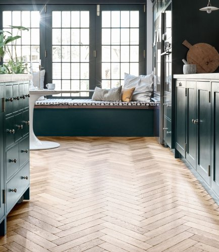 Kitchen flooring ideas – for a floor that's hard-wearing, practical and stylish