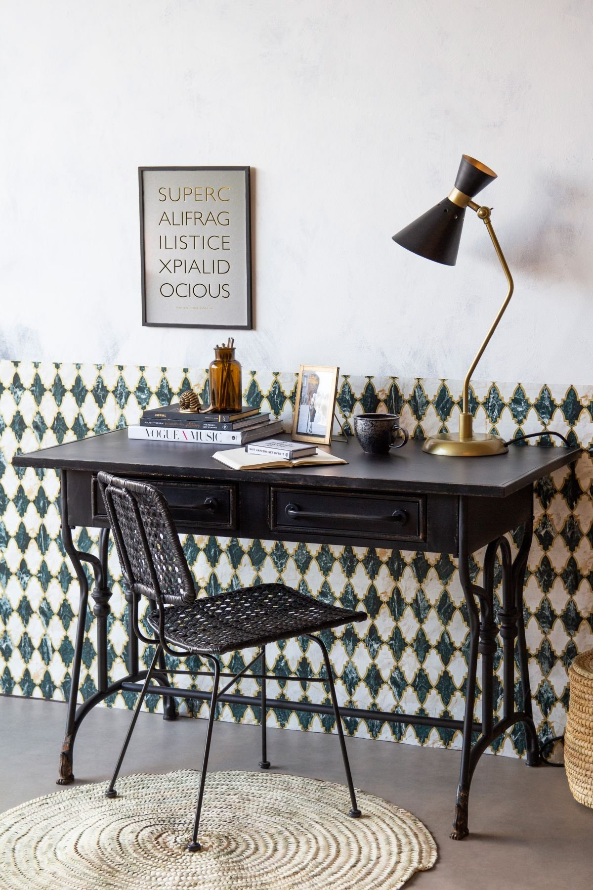 23 traditional home office ideas