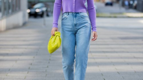 Why mom jeans are the best style for women aged 40+