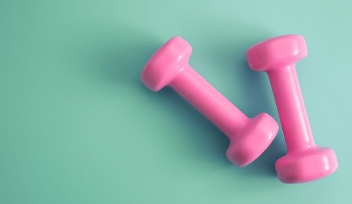 Best dumbbells for women: the effective fitness tool for toning up at home