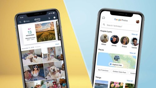 Amazon Photos vs. Google Photos: Which service is best for storage and sharing?