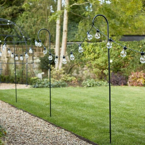 Outdoor string lighting ideas — 10 pretty ways to illuminate your backyard