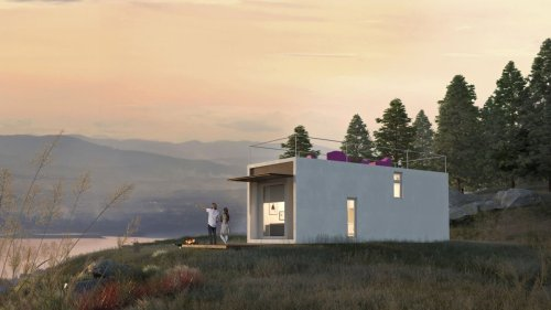 Explore Hüga, the tiny house designed in Argentina that claims to be 'indestructible'